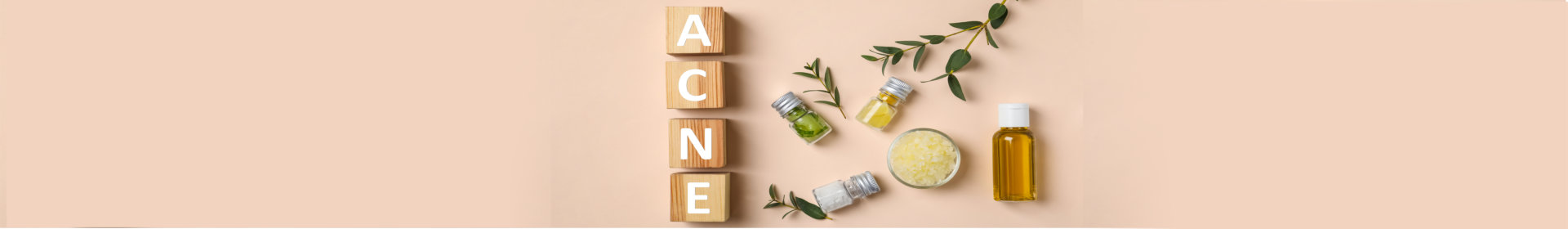 acne word and herbal medicine