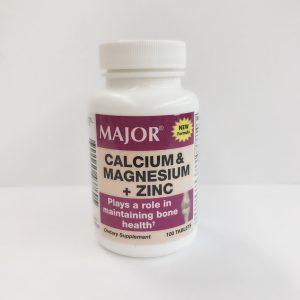 Calcium & Magnesium Zinc
