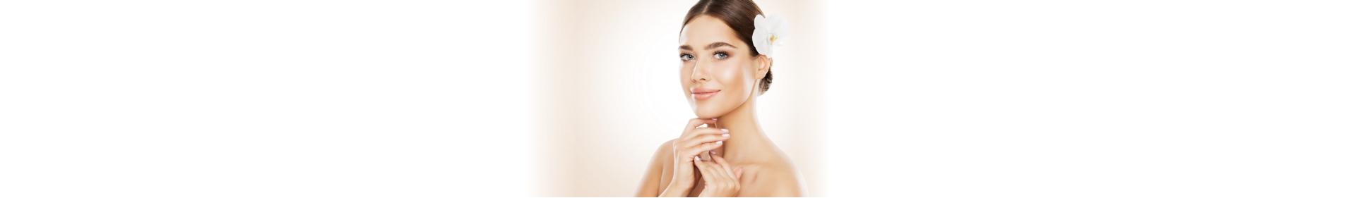 Woman Beauty, Face Skin Care